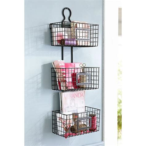 diy wall art basket storage the most handy hanging baskets wisteria with hanging