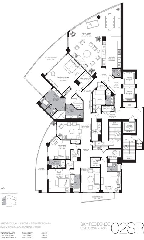 real estate floor plans luxury beach home floor plans miami real estate plan with
