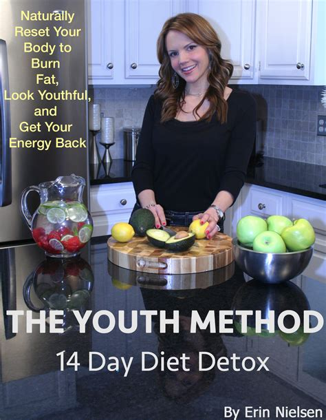 Best 14 Day Detox Diet by 14 Day Diet Detox The Youth Method