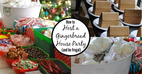 how to throw a house party how to host a gingerbread house party mylitter one