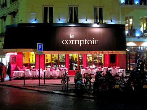 Le Comptoir Du Chef by Best Bistros According To Top Chefs