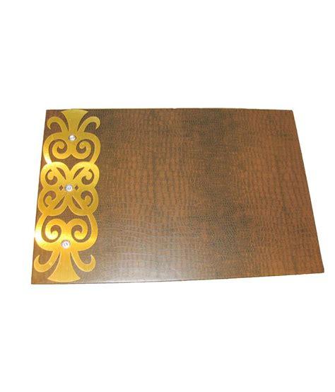 Table Mat by Aura Table Mat Decorative Set Of 2 Buy Aura Table Mat