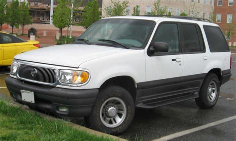 how does cars work 1998 mercury mountaineer parking system file 1998 2001 mercury mountaineer jpg wikimedia commons