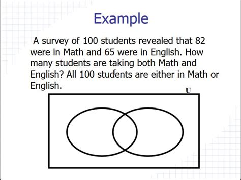 elementary set theory when is maths tutorial learning set theory and venn diagram easy