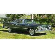 1959 Chrysler South Hampton Crown Imperial  Lloyds Auto
