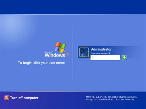 a useful method to bypass windows xp password in safe mode how to bypass windows xp login password