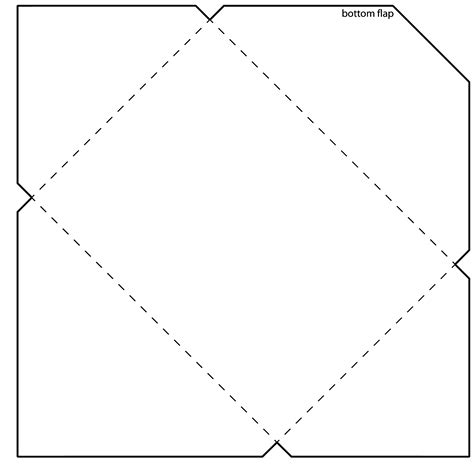 Printable Envelope Template how to make a c5 envelope ehow uk general interest