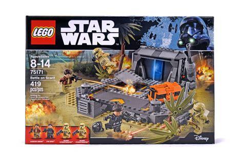 Lego 1 Set battle on scarif lego set 75171 1 nisb building sets gt wars gt rogue one