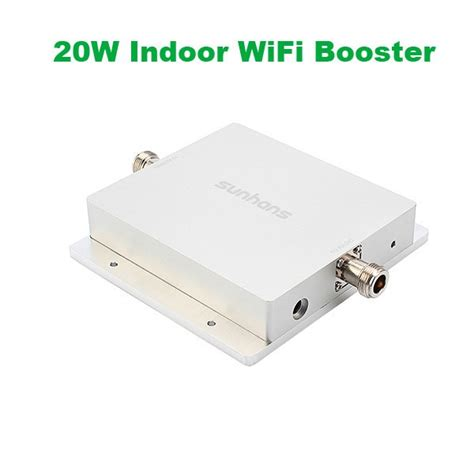 Repeater Wifi Indoor 2 4ghz 43dbm indoor 20w wifi signal booster repeater lifer