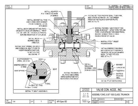 valve design cv valve design project