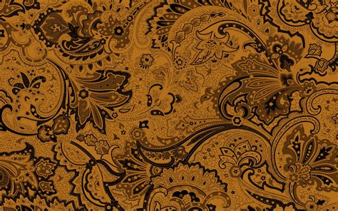 wallpaper motif batik batik culture from indonesian fashion style
