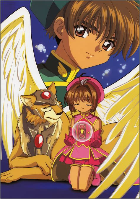 Kaos Distro Blueraf cardcaptor 2 sealed card 720p