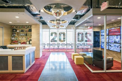 Raising S Corporate Office by Take A Look Inside Raising S Local Headquarters In
