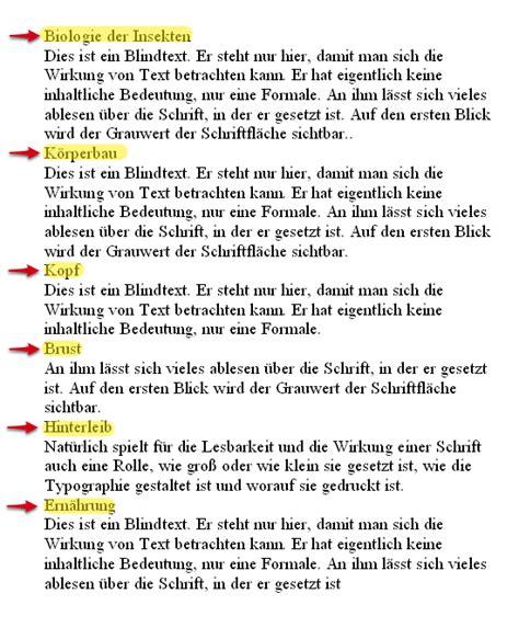 Word Vorlage Handout Formatvorlagen In Word 1 Grundprinzip Unterricht 187 Itg Medien Kreisgymnasium Neuenburg