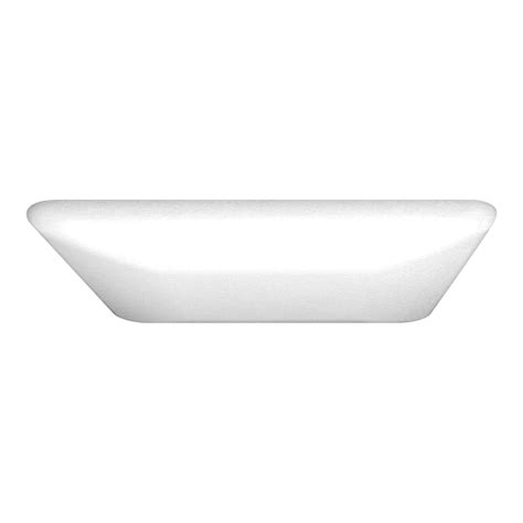 Low Profile Ceiling Light by Maxim Lighting 87006wt Low Profile Plus Fluorescent Flush