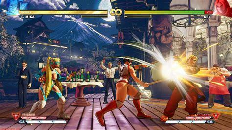 Fighter Ivarcade Edition fighter v arcade edition gamerknights