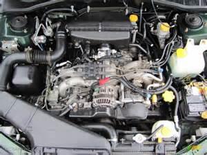 2000 Subaru Outback Engine 2000 Subaru Outback Limited Wagon Engine Photos Gtcarlot