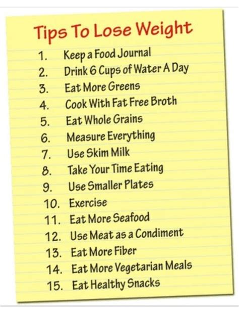 6 weight loss tips that work weight loss tips that work musely