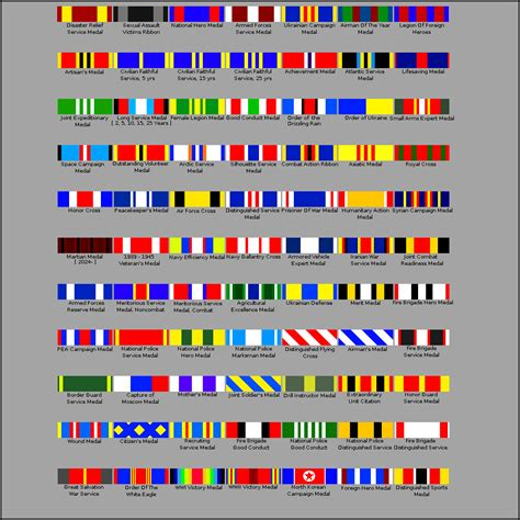 Kemeja Premium Ribbon List Navy outdated medals of ukraine outdated by tounushifan on