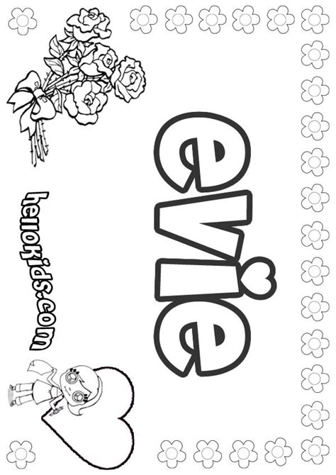 printable coloring pages descendants evie coloring pages hellokids com