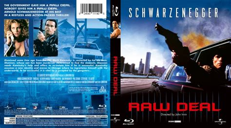 Film Blu Ray Qualità | raw deal movie blu ray scanned covers raw deal