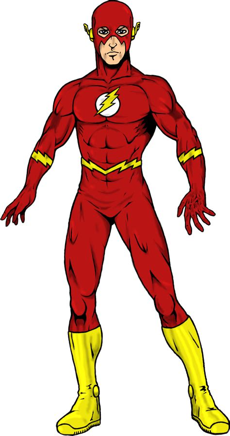 the flash colors the flash in color by adamtupper on deviantart
