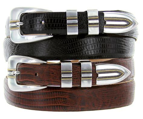 vincente italian leather designer dress belt 1 1 8 quot to 1