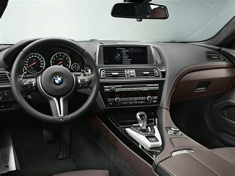 bmw inside 2014 2014 bmw m6 gran coupe price photos reviews features