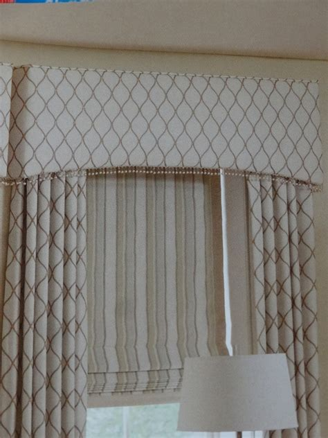Upholstered Cornice Window Treatments Cornice Valances Window Treatment Washington Dc