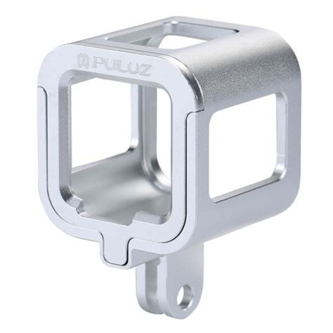 3rd Aluminum Cage Protective Housing Shell puluz housing shell cnc aluminum alloy protective cage