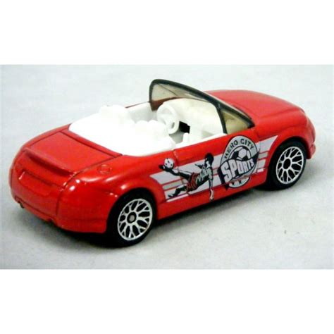 matchbox audi matchbox audi tt roadster soccer global diecast direct