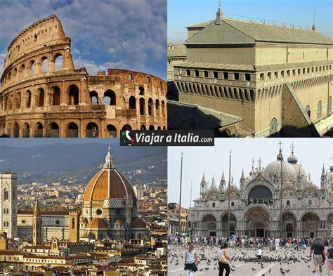 imagenes sitios historicos sitios tur 237 sticos en italia viajar a italia