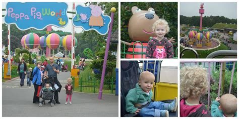 Gardening In Zone - the best theme park we ve been to paultons park and peppa pig world rocknrollerbaby