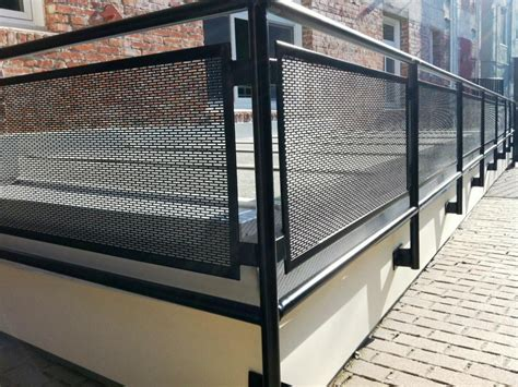 steel banister exterior metal stair railings more reader come with this