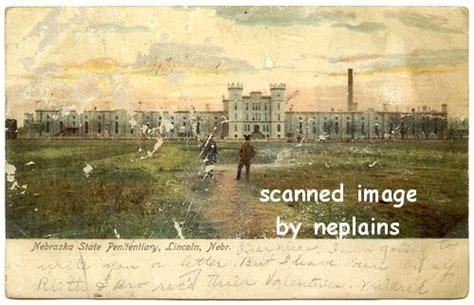 nebraska state penitentiary lincoln ne nebraska lincoln state penitentiary 1907