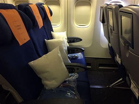 klm comfort economy seats test klm quot economy comfort quot flybranchen dk