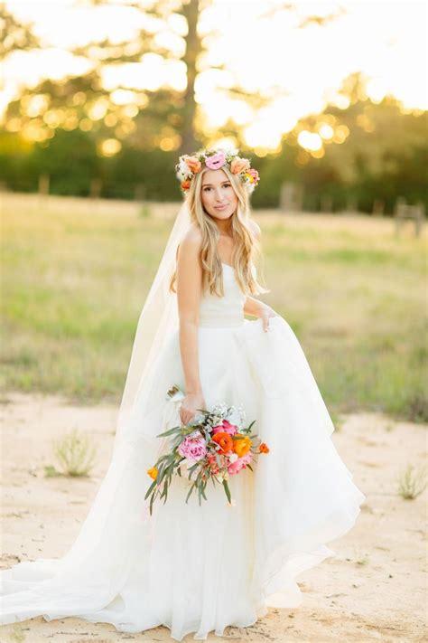 Flower Wedding Veil best 20 flower crown veil ideas on