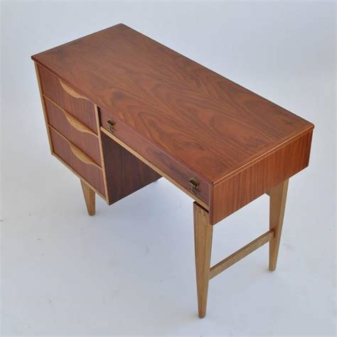 distinctive furniture by stanley desk walnut and birch writing desk by furniture