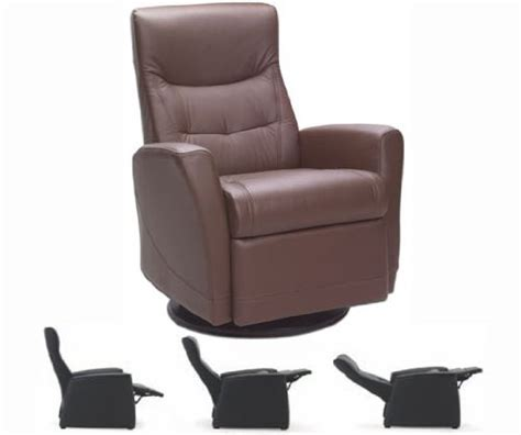 scandinavian leather recliner chairs fjords oslo swing relaxer zero gravity recliner