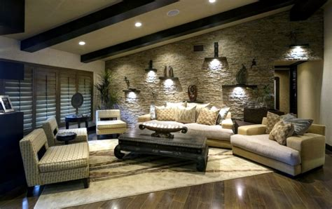 stone wall in living room dress attractive wall decoration in the living room wall