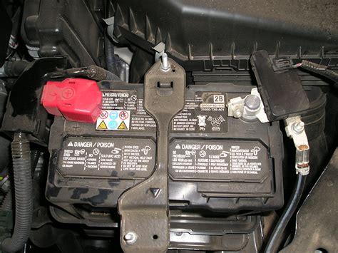 sensor  negative battery terminal car audio