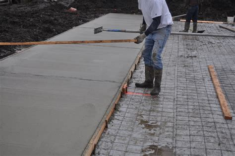 How To Screed A Floor Level by Part Of Floor Complete