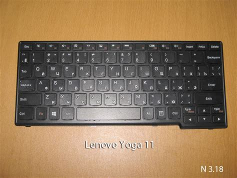 Keyboard Lenovo E280 E290 E660 E680 E690 Keyboard Us Hitam lenovo
