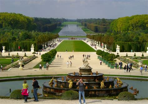 The Gardens Of Versailles by Dishin Some Dirt On Great Gardens Inside Nanabread S