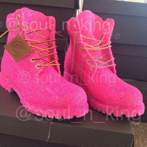 Iphone Casing Glitter Aqua Pink Black Make A Wish 67 pink glitter timberlands