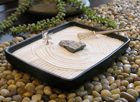 zen sand garden for desk how to make a tiny indoor zen garden