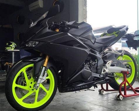 Starbio Plus Bandung warna ijo stabilo pertamax7 modifikasi yamaha xabre