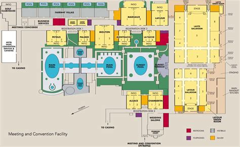 golden nugget floor plan vegas hotel rooms with private pools