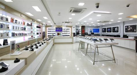 channel flagship interior store  bangalore custom
