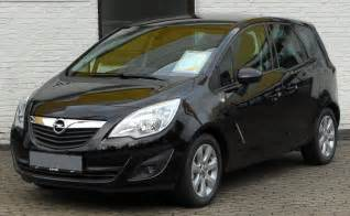 Vauxhall Corsa 1 3 Cdti Review Opel Meriva 1 3 Cdti Photos And Comments Www Picautos